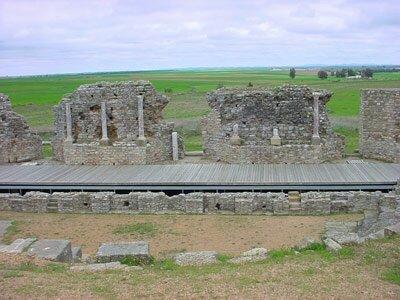 Teatro romano de Regina Turdulorum